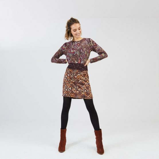 vestido mujer surkana
