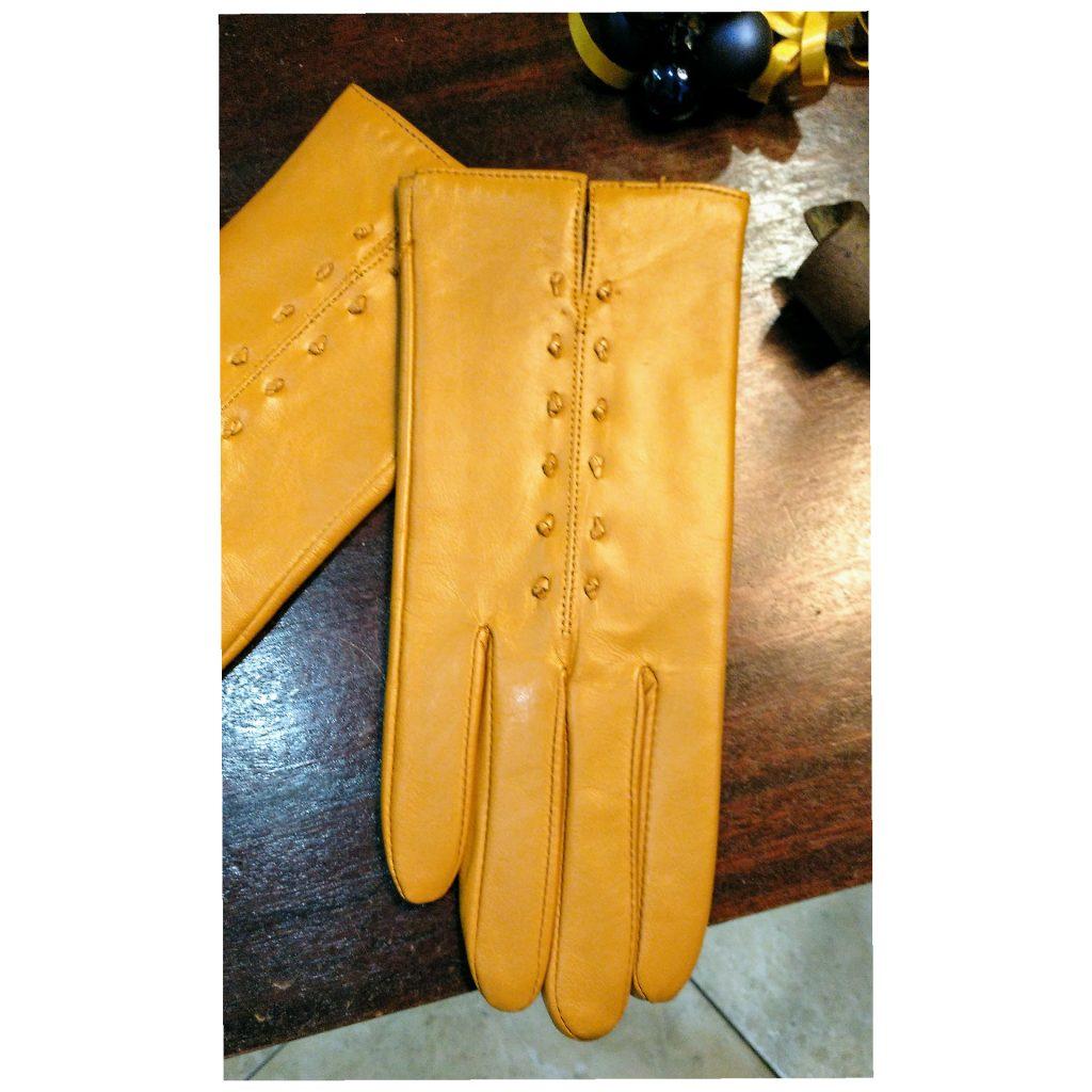 guantes mujer piel Laura Moda