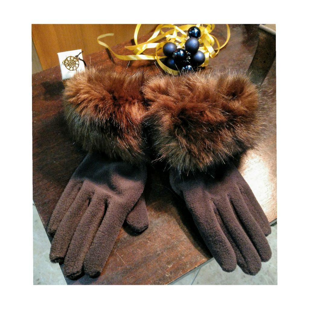 guantes mujer Laura Moda