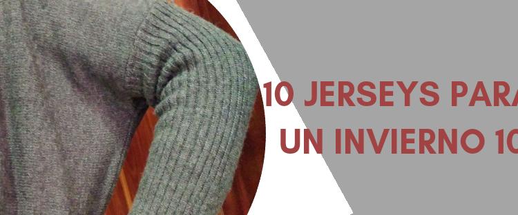 10 jerseys para un invierno 10