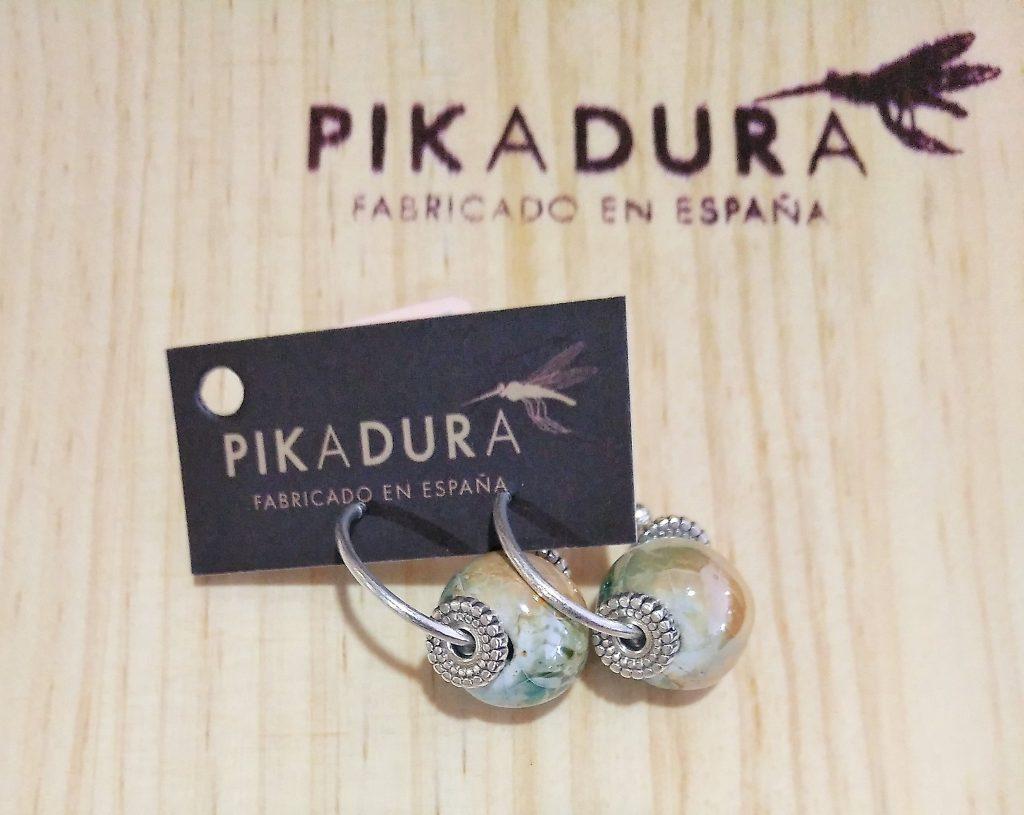 pendientes Pikadura