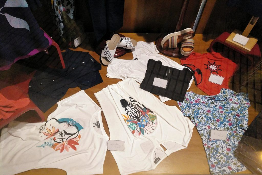 camisetas surkana mujer