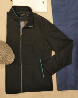 cazadora hombre laura moda