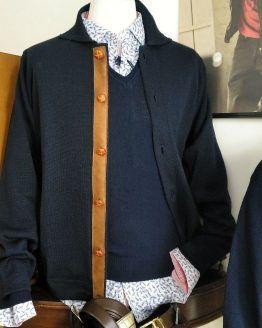 chaqueta punto hombre