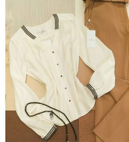 blusa crudo Andamio Fashion