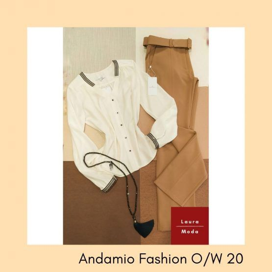 conjunto mujer de Andamio Fashion