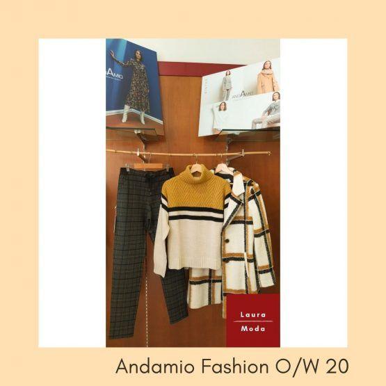 conjunto mujer Andamio Fashion