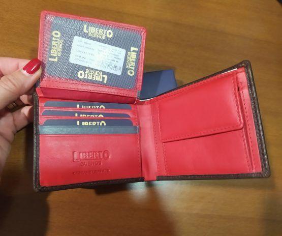 billetero hombre Buenos Liberto