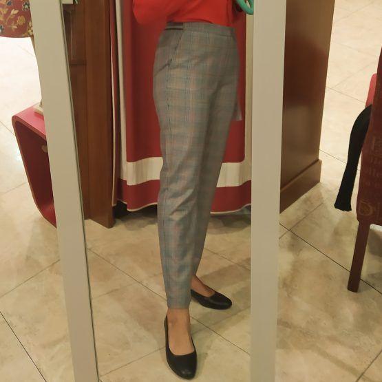 pantalon mujer andamio fashion