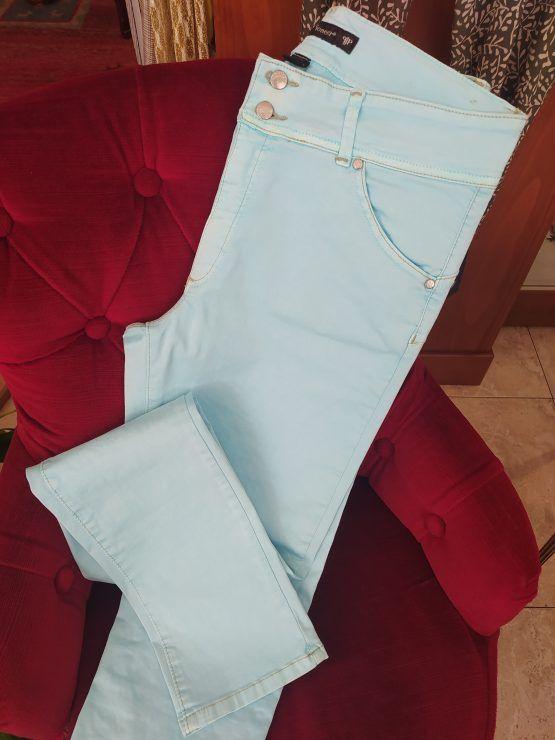 pantalon mujer Pioneerjeans