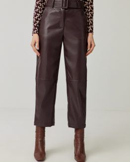 pantalon cropped surkana
